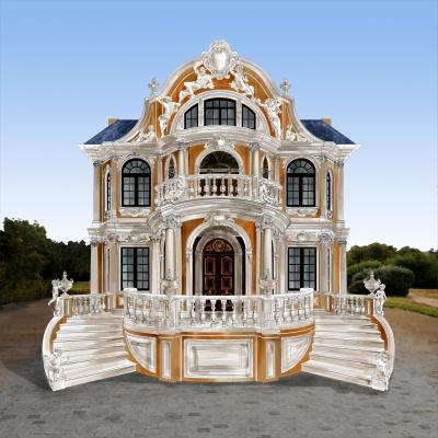 Дома в классическом итальянском стиле
